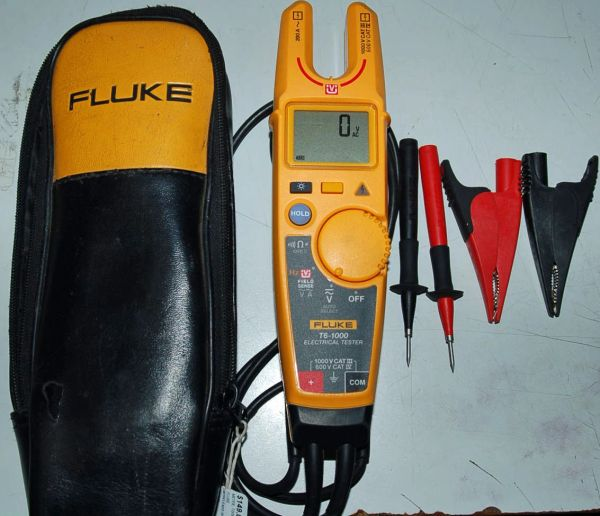 Fluke T6-1000 Electrical Meter