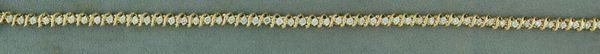 "1ctw 8"" Long Diamond Tennis Bracelet"