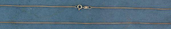 "Ladies 25"" Pendant Chain"