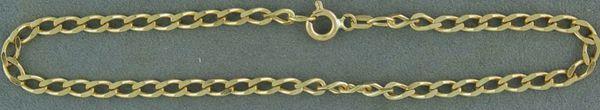 "8"" Circle Link Bracelet"