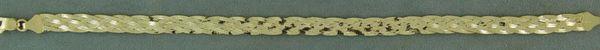 "7"" Braided Bracelet"