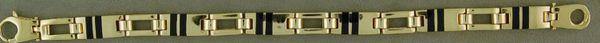 7: Bar link Bracelet