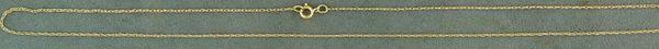 """16"""" Long Fine Link Pendant Chain"""