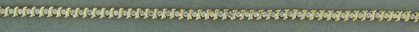 "1ctw ""S"" Link Diamond Tennis Bracelet"