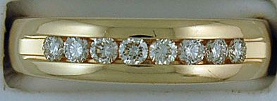 1/2ctw Diamond Band