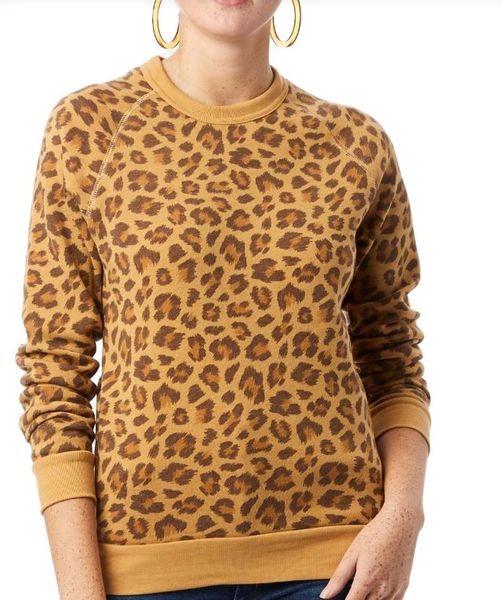 *SOLD OUT* Leopard Eco Fleece Jogger Set