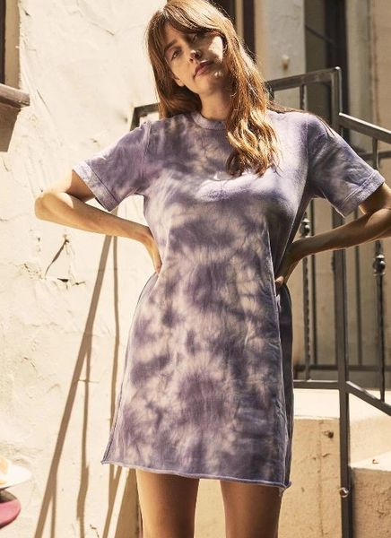 Terry Teka Tie Dye Dress (2 Colors)