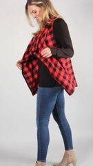 Zuna Ashton Draped Vest