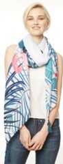 A Redefined Courage Piece- Zuna Antigua Flamingo Sarong