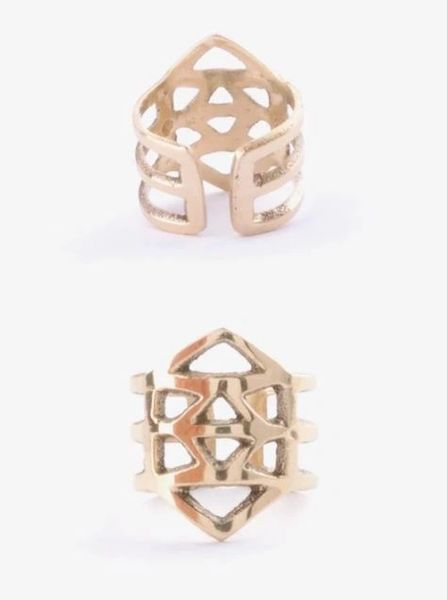 Essos Ring Gold/Silver/Rose Gold
