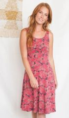 Apparel- Delilah Dress Rose