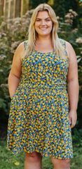 Apparel- Asheville Dress Citrine