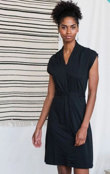 Apparel- Midtown Dress Black