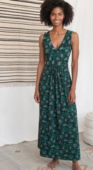 Apparel- Nya Maxi Dress Voyager Black Pre Order