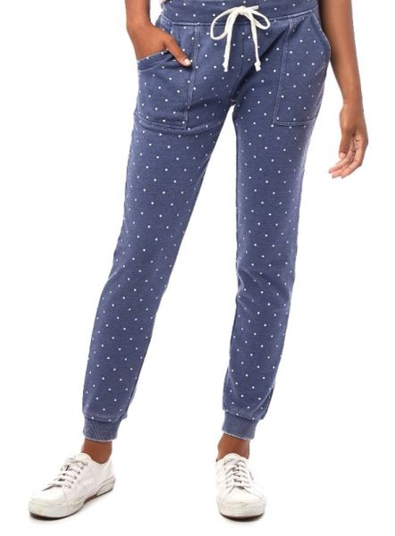 Long Weekend Printed Terry Burnout Pants (Comes in 7 More Prints and Colors)