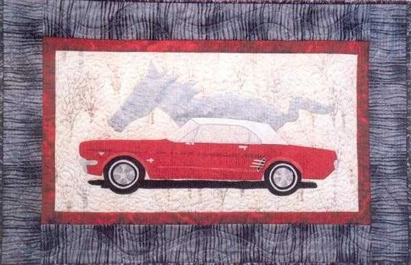 P214 - Classic Cars - Fast Ponies
