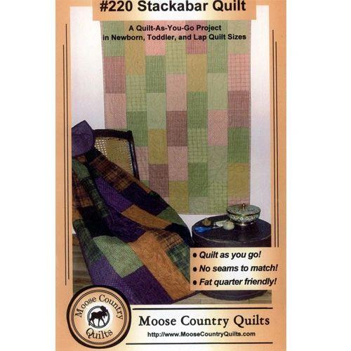 P220 - Stackabar Quilt