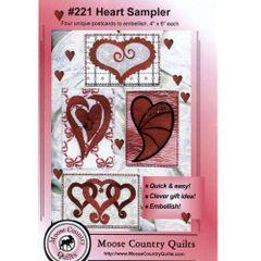 P221 - Heart Sampler