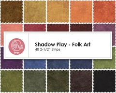 Jelly Roll - Shadow Play Folk Art