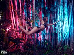 Hawaii Pole Camp 2015  Photographer Millie Robson