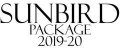 SUNBIRD Package 19-20