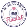 Guides For Brides Customer Service Awards 2020 Finalist