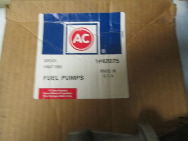 42075 AC DELCO FUEL PUMP FORD 6.1L TRUCK 80-89 NEW