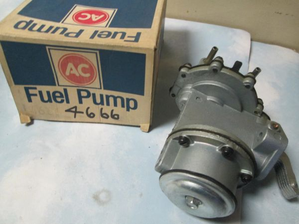 46666 AC DELCO CHEVY FUEL PUMP NEW