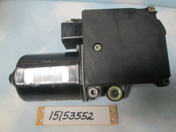 15153552 AC DELCO G.M. WINDSHIELD CHEVY GMC 2500 3500 WIPER MOTOR (FRT) N0S