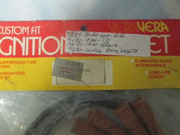 175-4886 VERA IGNITION WIRE SET NEW