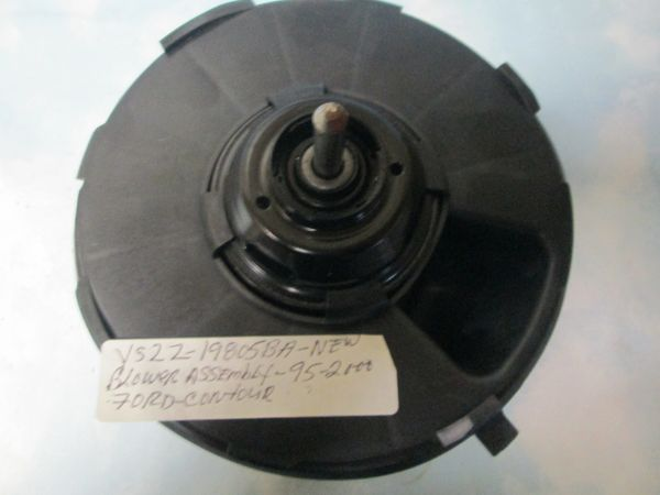 YS2Z-19805-BA BLOWER MOTOR ASSEMBLY FORD CONTOUR NEW