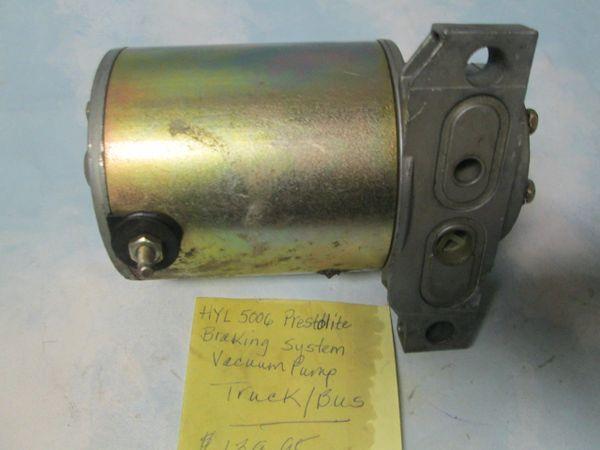 HYL5006 PRESTOLITE BRAKING SYSTEM MOTOR PUMP FREIGHTLINER NEW 227287 NAVISTAR6