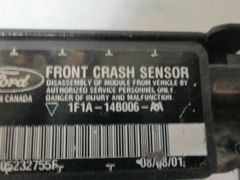 1F1A-14B006-AA FORD TAURUS FRONT CRASH SENSOR NEW