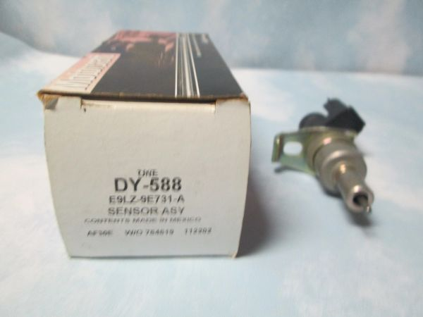DY-588 MOTORCRAFT E-150 E250 E350 FORD MUSTANG CROWN VICTORIA PROBE F250 F350 SENSOR NEW OEM