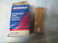 PF2146 AC DELCO MERCEDES BENZ E320 94-97 OIL FILTER NEW
