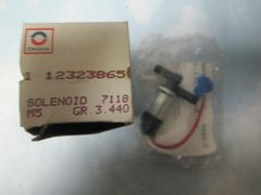 12323865 CARBURETOR BOWL VENT SOLENOID NEW OEM