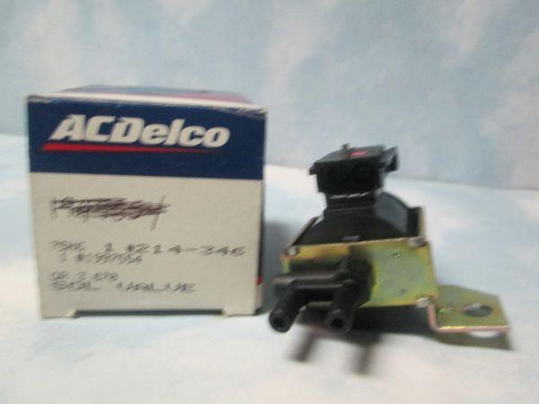 214-346 AC DELCO SOLENOID VALVE 1997554 NOS
