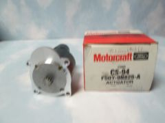CS-94 MOTORCRAFT/F50Y-9N825-A THROTTLE CONTROL SOLENOID NEW
