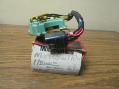SW-865 MOTORCRAFT LINCOLN MARK T-BIRD TRANSMISSION CONTROL SELECTOR NEUTRAL SWITCH NOS
