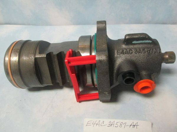 E4AC-3A587-AA POWER STEERING GEAR BOX NEW