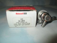 CM-4850 MERCURY COUGAR FORD ESCORT MYSTIC CONTOUREL PRESSURE REGULATOR NEW MOTORCRAFT F7RZ-9C968-AA