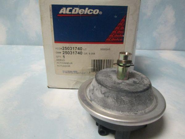 25031740 AC DELCO ACTUATOR VACCUM SHIFTER