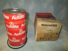 FL-22 MOTORCRAFT OIL FILTER NEW