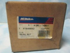 36-1061 AC DELCO BOOT KIT NOS TOYOTA