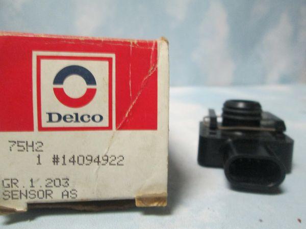 14094922 AC DELCO 3.1L V6 GM COOLANT LEVER SENSOR 88-91 BUICK PONTIAC OLDSMOBILE NEW