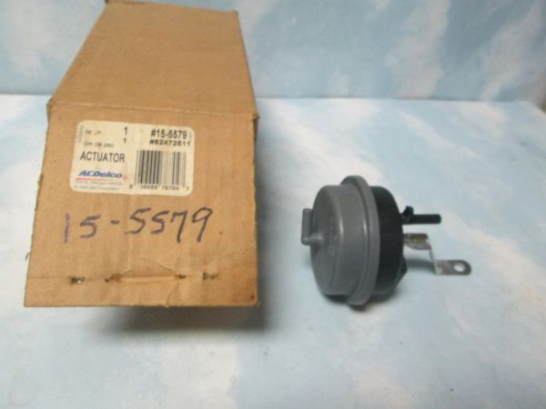 15-5579 AC DELCO ACCUATOR NEW GM