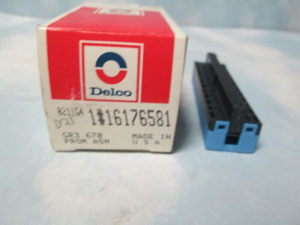 16176581 AC DELCO CONTROL UNIT CHIP NEW