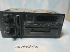 16194545 AC DELCO RADIO AM FM STEREO TAPE NOS 95-02 GM