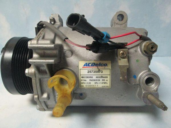 25735573 15-20412 AC DELCO AIR COMPRESSOR NEW