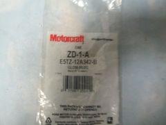 E5TZ-12A342-B MOTORCRAFT SET OF 8 NEW DIESEL GLOW PLUGS ZD-1A 83-87 F250-F350